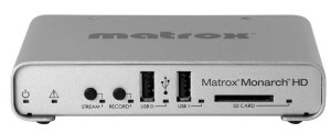 Matrox_Monarch_HD_front