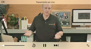 blackmagic pantalla