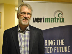 Tom Munro, CEO de Verimatrix