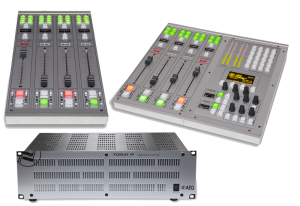CONSOLA DIGITAL DE AUDIO FORUM IP SPLIT