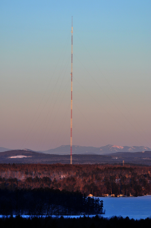 Dielectric RFHawkeye WGME Tower