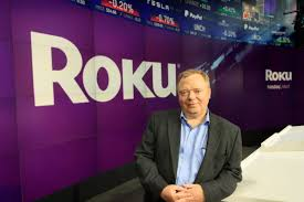 Anthony Wood, CEO de Roku