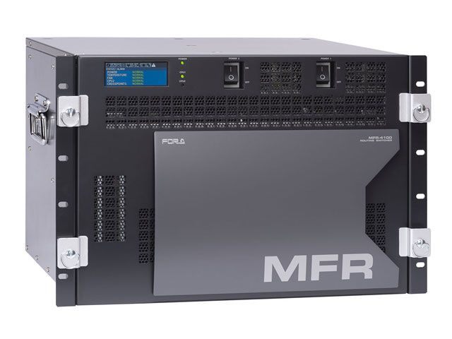 FOR A MFR 4100