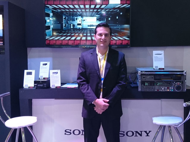 Gabriel Casco, Sr System Solutions Engineer para Sony PSLA