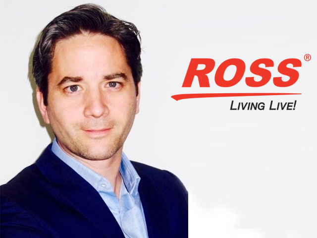ross-video-designa-nuevo-vp-senior-de-ventas-globales