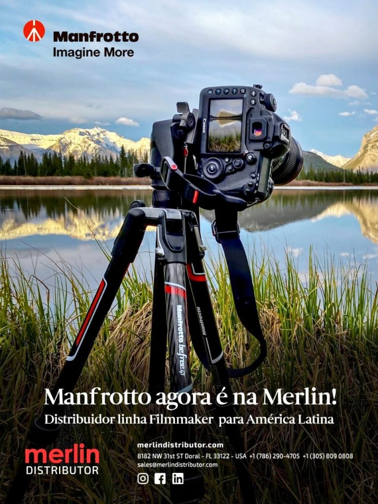 Manfrotto , Merlin